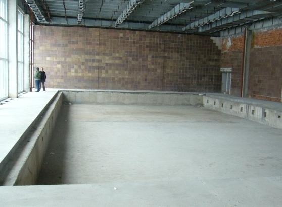 pred výstavbou Aquaruthenie rok 2014