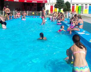 detský bazén Stropkov