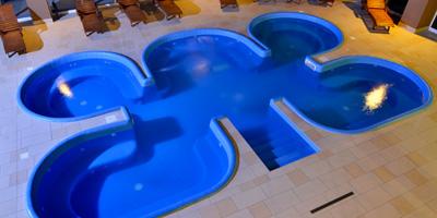 kompletný zoznam bazénov