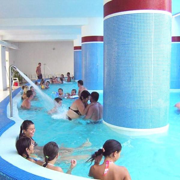 letný krytý bazén