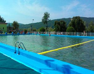 plavecký bazén Stropkov