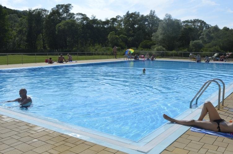športový bazén Svidník